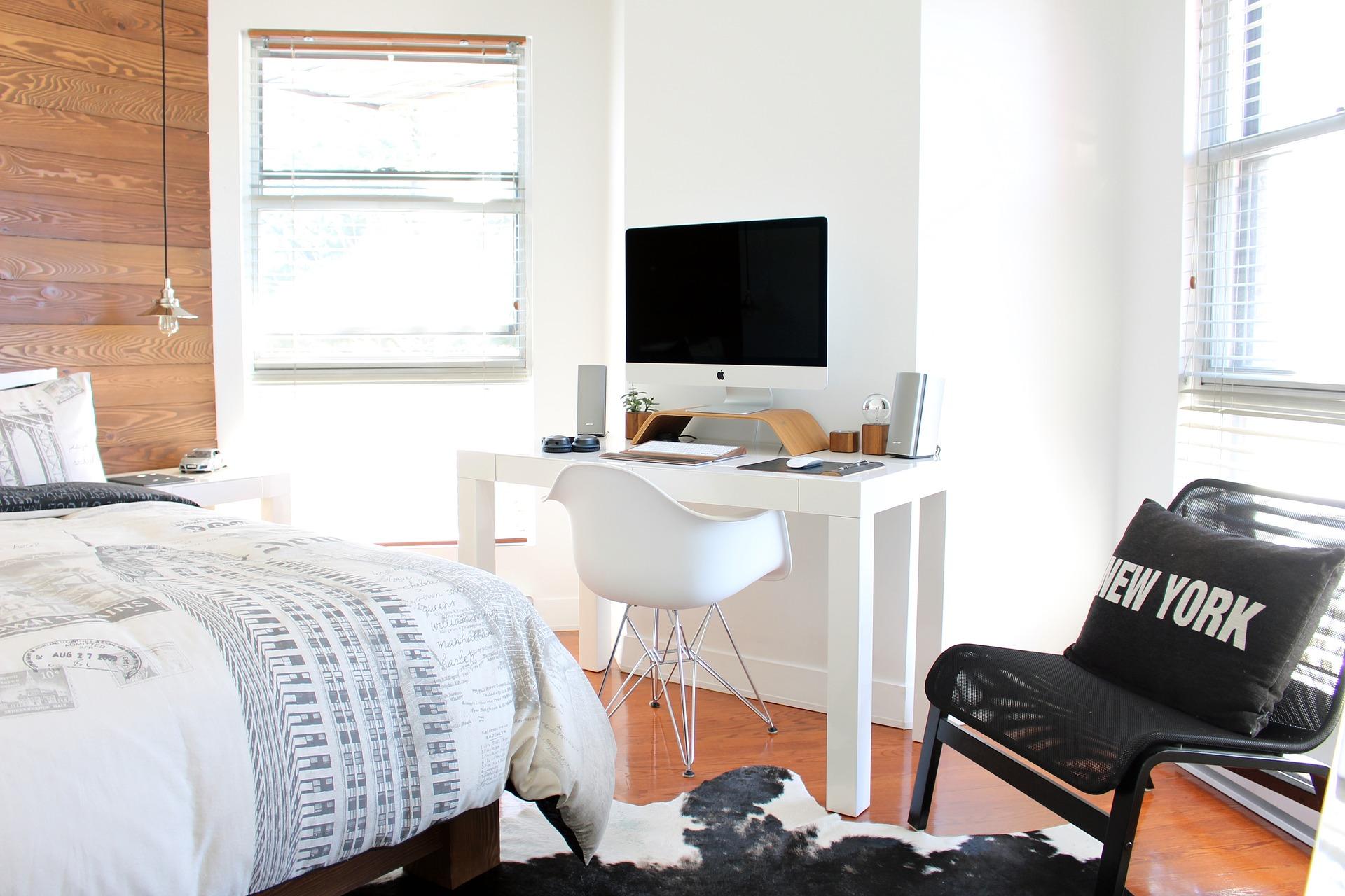 10x Nachtkastje Slaapkamer : Zo lijkt je kleine kamer groter the daily dutchy